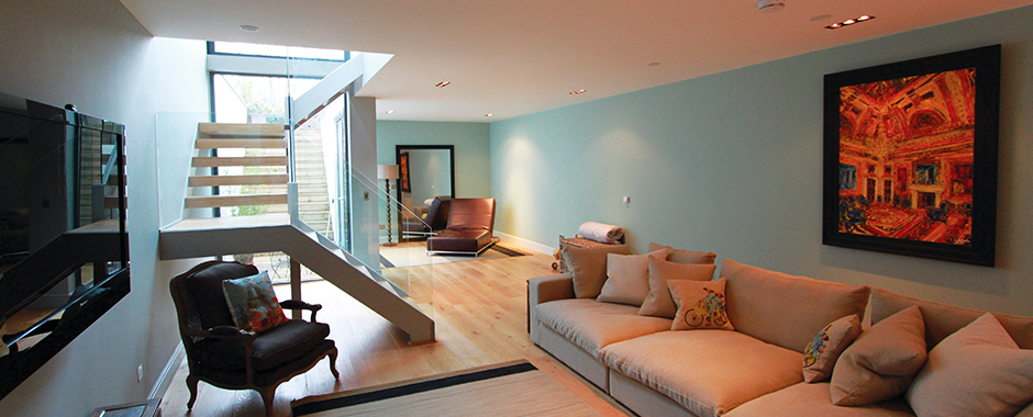 london basement conversions cellar conversions advantage basements